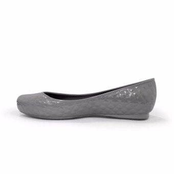 Monobo Signature รองเท้าคัชชู ลำลอง แบบสวม รุ่น MONOBO AMELIA - สีเทา