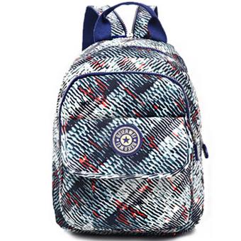 RICHCOCO กระเป๋าเป้สะพายหลัง Nylon leisure Backpack (K01-003)