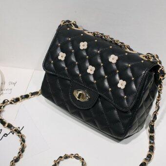 Axixi กระเป๋าแฟชั่น รุ่น A12247 (Black)