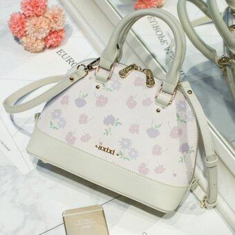 Axixi กระเป๋าแฟชั่น รุ่น 12290 (Cream)