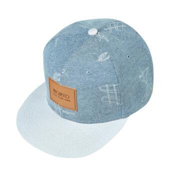 เพศชายหมวก Snapback ฮิพฮอพปรับได้หมวกเบสบอล