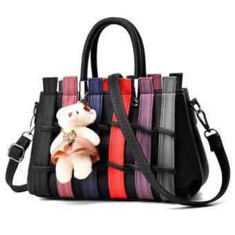 กระเป๋าถือ กระเป๋าคล้องแขน ผู้หญิง สีรุ้ง รุ่น YYH1016
