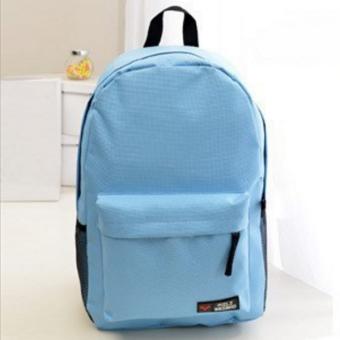 RICHCOCO กระเป๋าเป้สะพายหลัง Backpack (K11-Blue(l))