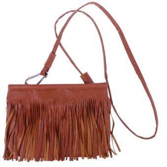 กระเป๋า Messenger สะพายไหล่มินิแฟชั่นผู้หญิง