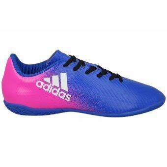 Adidas รองเท้า ฟุตซอล เด็ก อาดิดาส Futsal Jr Shoe X 16.4 IN BB5730 (1690)