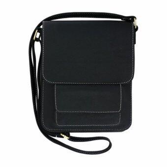 SN Collection กระเป๋าสะพายข้าง เป็นกระเป๋าหนังแท้ และขายดีอันดับ1 สามารถใส่ I-pad, แท็บเล็ต ใช่ได้ทั้งชาย และหญิง รุ่น [NA33]
