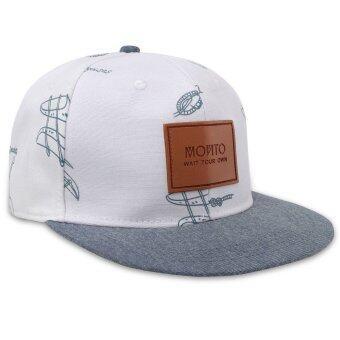 ถ้อยคำของคนเพศแฟชั่นหมวกเบสบอล Snapback ปรับได้ใส่หมวกฮิปฮอป