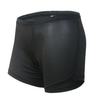 Arsuxeo กางเกงชั้นในกางเกงขี่ม้ามีเบาะสบายหายใจสั้นเพศ