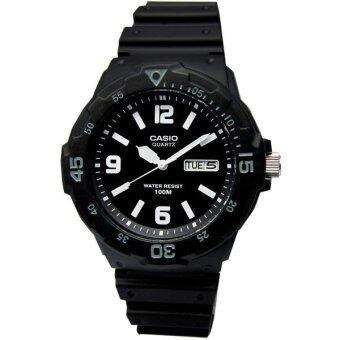 Casio Standard นาฬิกาข้อมือ - รุ่น MRW-200H-1B2
