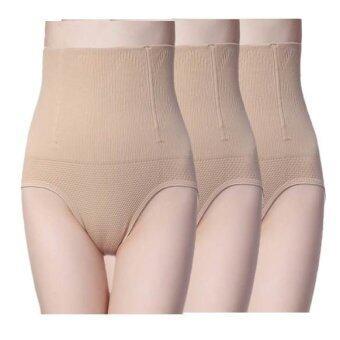 Perfect Shape กางเกงในกระชับหน้าท้อง เก็งพุงส่วนล่าง ลดพุง ยาวคลุมสะดือ3 ชิ่น(เนื้อ)
