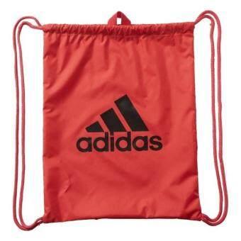 เป้หูรูด Adidas รุ่น PER LOGO GB สีแดง