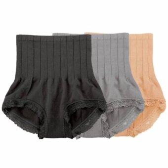 MUNAFIE กางเกงในเก็บพุง แพค 3 ตัว