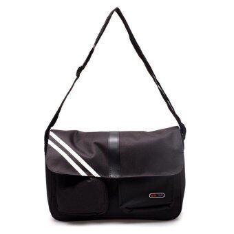 DM กระเป๋าสะพายข้าง CrossNx -- Black
