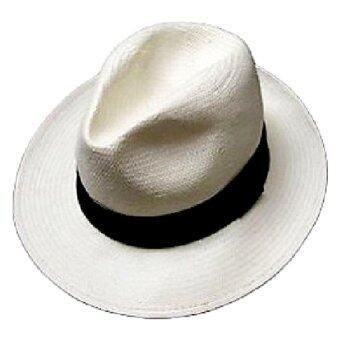 goodtimeshops หมวกปานามา premium classic panama - offwhite