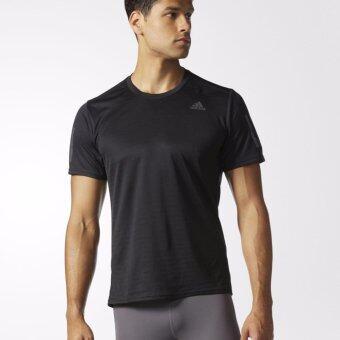 Adidas เสื้อยืด คอกลม T-Shirt Response SS Tee BP7430 BK (890)