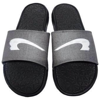 KRONOS รองเท้าแตะ โครนอส Sandal KSL6137 Gry/BK (390)