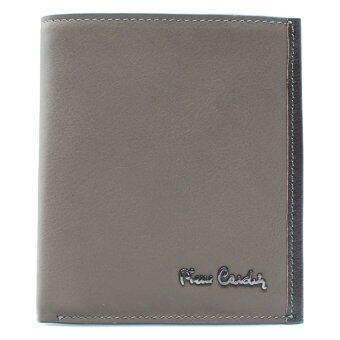 Pierre Cardin กระเป๋าธนบัตรรุ่น PWJ3-BR30 BN(สีน้ำตาล)