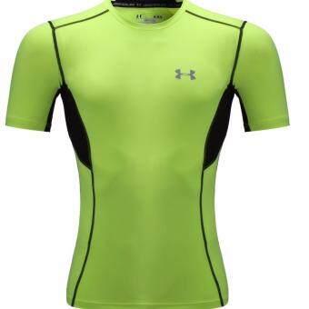cbike เสื้อกีฬา เสื้อออกกำลังกาย (สีเขียว) กันแดด UV เสื้อวิ่ง/เสื้อว่ายน้ำ/เสื้อฟิตเนต/เสื้อปั่นจักรยาน ระบายอากาศสูง