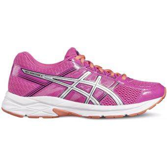 Harga Asics Running Women's รองเท้าวิ่ง ผู้หญิง GEL-CONTEND 4 (T765N-2093) PINK/GLOW/SILVER/BLACK