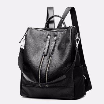 Peimm Modello กระเป๋าผู้หญิง กระเป๋าผ้า pu กระเป๋าสะพายหลัง กระเป๋าสะพาย