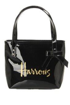 Harga Harrods Medium Tote Bag With Zip