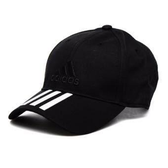 ADIDAS หมวกแก๊ปปัก รุ่น PERFORMANCE 6P 3S CAP COTTO (Black/White)