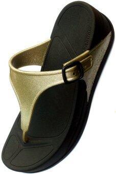 MONOBO Primrose1 รองเท้า (สีดำเพชร)