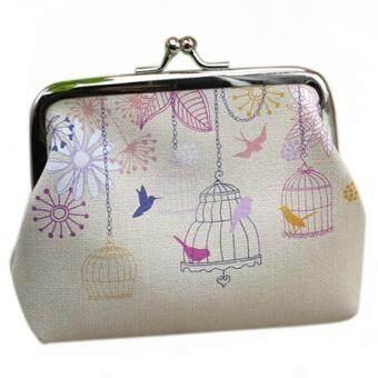 สตรีกระเป๋าสตางค์ที่เก็บบัตรมินิแฟชั่นกระเป๋าถือกระเป๋าถือกระเป๋าเงินกระเป๋าคลัตช์นาฬิกาบนผนัง