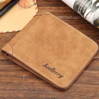MATTEO กระเป๋าสตางค์ ผู้ชาย Baellerry Horizontal 1063 - Vintage Style