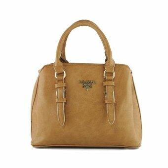กระเป๋าถือ กระเป๋าสะพาย ผู้หญิง รหัส.69267 (สีครีม)(Int: One size)