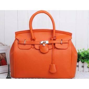 Moniga-Moniga กระเป๋าถือ รุ่น Kardos Orange