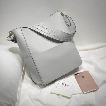 Axixi กระเป๋าแฟชั่น รุ่น A12183 (Grey)
