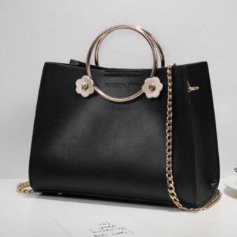 Axixi กระเป๋าแฟชั่น รุ่น 12207 (Black)