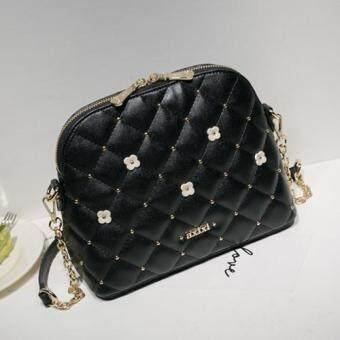 Axixi กระเป๋าแฟชั่น รุ่น 12240 (Black)