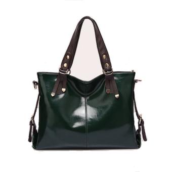 ASPIRE กระเป๋าถือ กระเป๋าสะพายสำหรับผู้หญิง (สีเขียว)