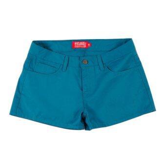 St.Andrews กางเกงขาสั้น สีเทอควอซ์ย EASYWEAR