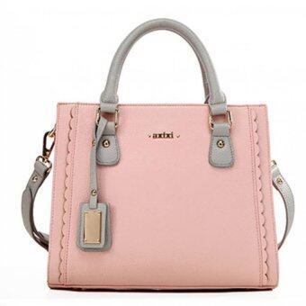 Axixi กระเป๋าแฟชั่น รุ่น 11219 (Pink)