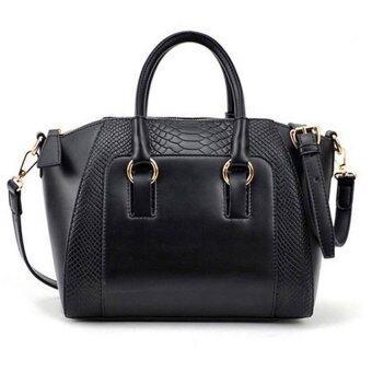 Marino กระเป๋า กระเป๋าสะพาย กระเป๋าสะพายสำหรับผู้หญิง No.M2506 - Black