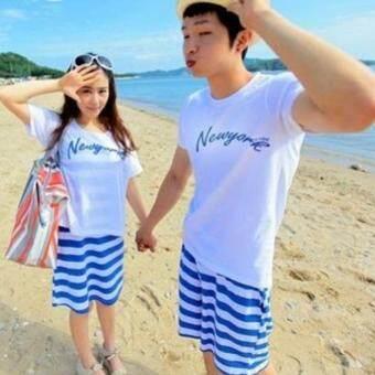 Cool Fashion ชุดเสื้อคู่รัก ใส่ชิว พรีเว็ดดิ้ง couple set05 CF-GWW0008