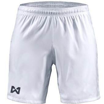 WARRIX SPORT กางเกงฟุตบอลเบสิค WP-1505 สีขาว
