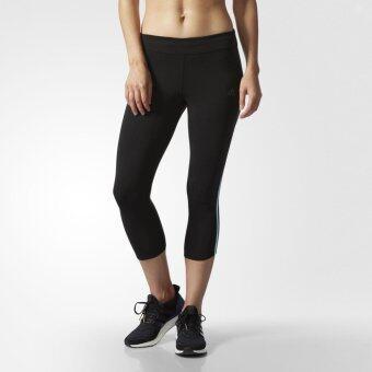 ADIDAS กางเกง อาดิดาส Women Tights Response 3/4 B47766 BK(1390)