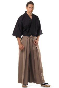 Princess of asia ชุดฮากามะ (สีกาแฟ-ดำ)