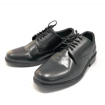รองเท้านักเรียน รองเท้าข้าราชการ รองเท้าตำรวจ หนังแท้