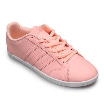 ADIDAS WOMEN รองเท้าผ้าใบ ผู้หญิง รุ่น VS CONEO QT W - B74554 (HAZCOR/FTWWHT)