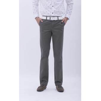TOMTOM กางเกงเวสปอยท์ - สีเทา West-Point Slim Fit Work Pants - Gray