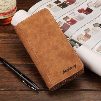 Trusty กระเป๋าสตางค์ใบยาว กระเป๋าโทรศัพท์ Baellerry - Vintage Style
