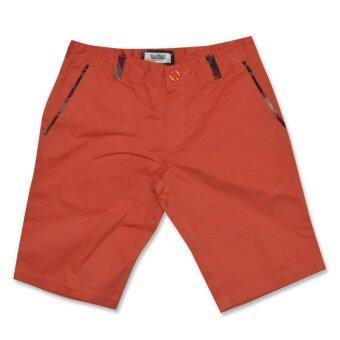 PIMNIYOM -T-SHIRTกางเกงขาสั้นรุ่น5650 (สีคอปเปอร์)