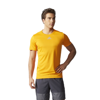 ADIDAS เสื้อวิ่ง อาดิดาส Running T-Shirt TEE Man AI7487 (890)