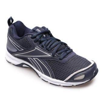 REEBOK MEN รองเท้าผ้าใบ ผู้ชาย รุ่น TRIPLEHALL 5.0 1016 - 1-AR3539 (NAVY/SILVER/WHITE)