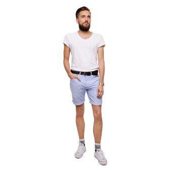 PHIL กางเกงขาสั้น รุ่น PP13SH001LBU - สีฟ้าอ่อน